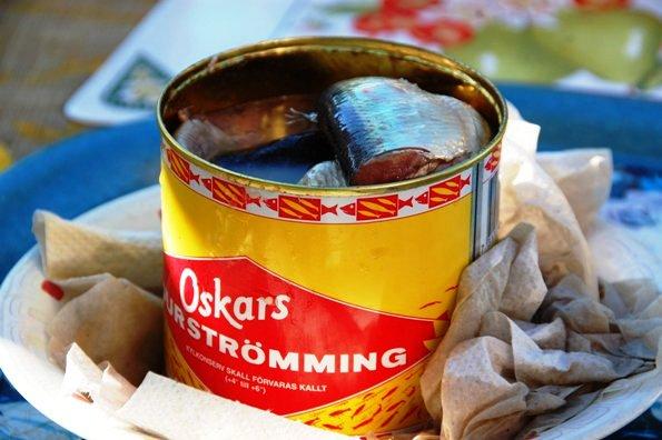 Surströmming – fermentierter Hering aus Schweden